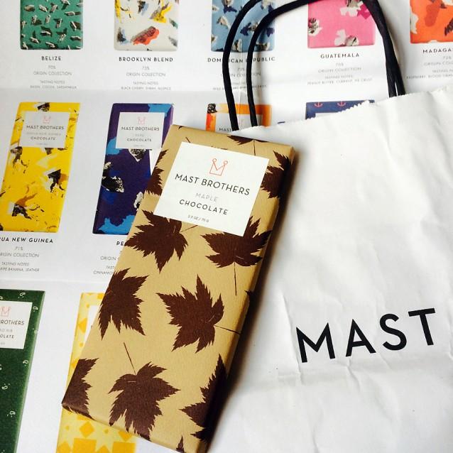Mast Brothers chocolade