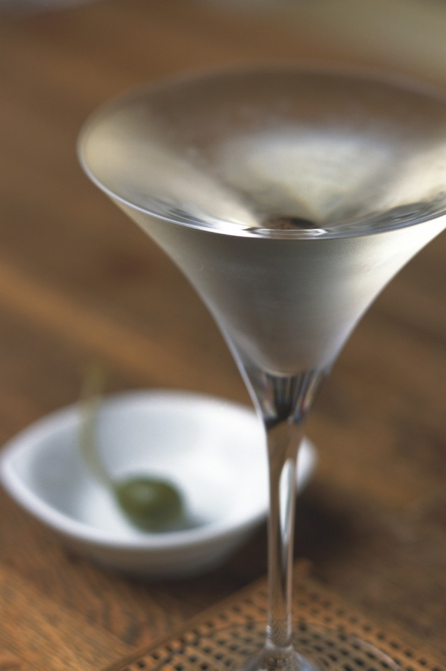 martini cocktail vermout stock