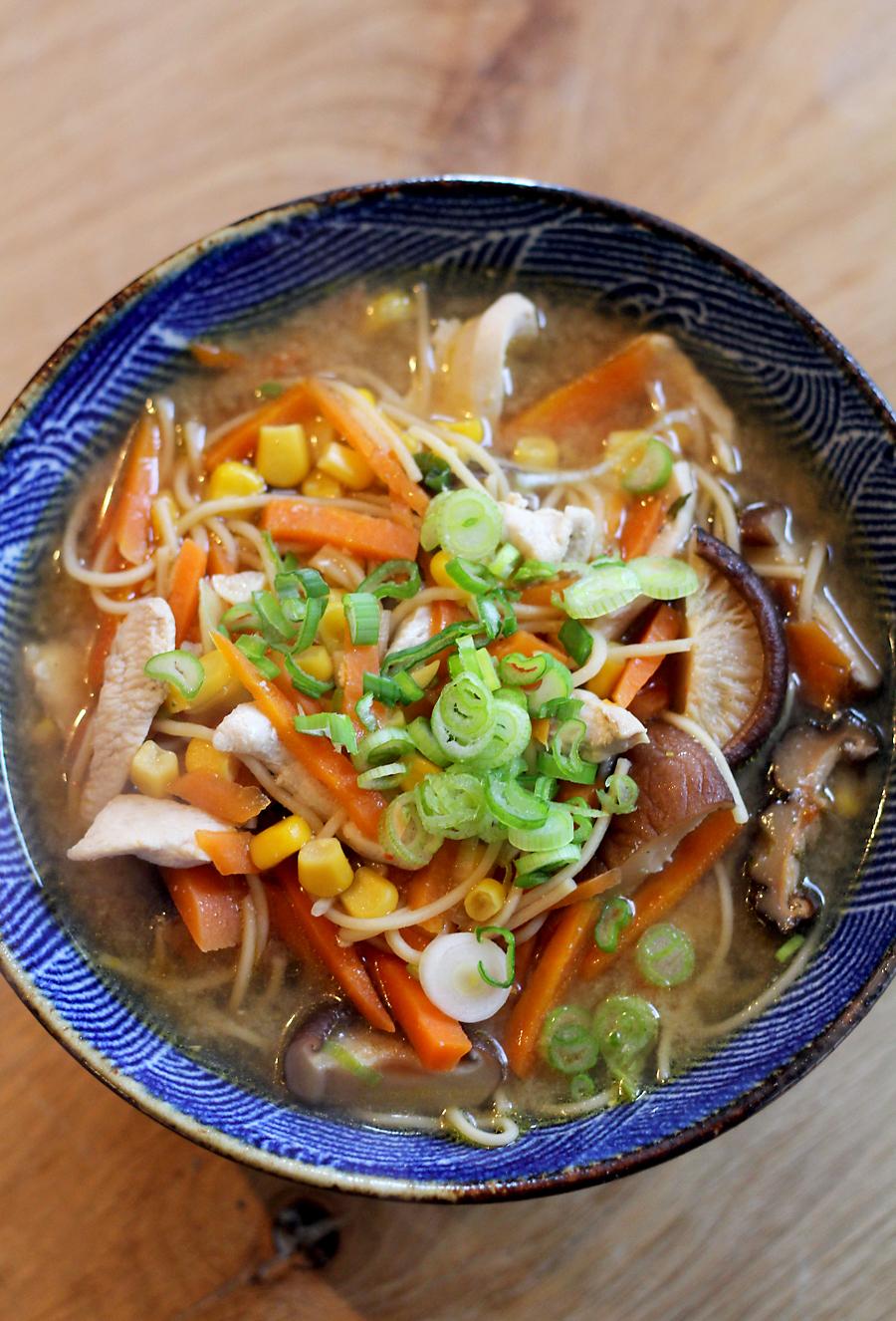 Japanse recepten afbeelding noedelsoep