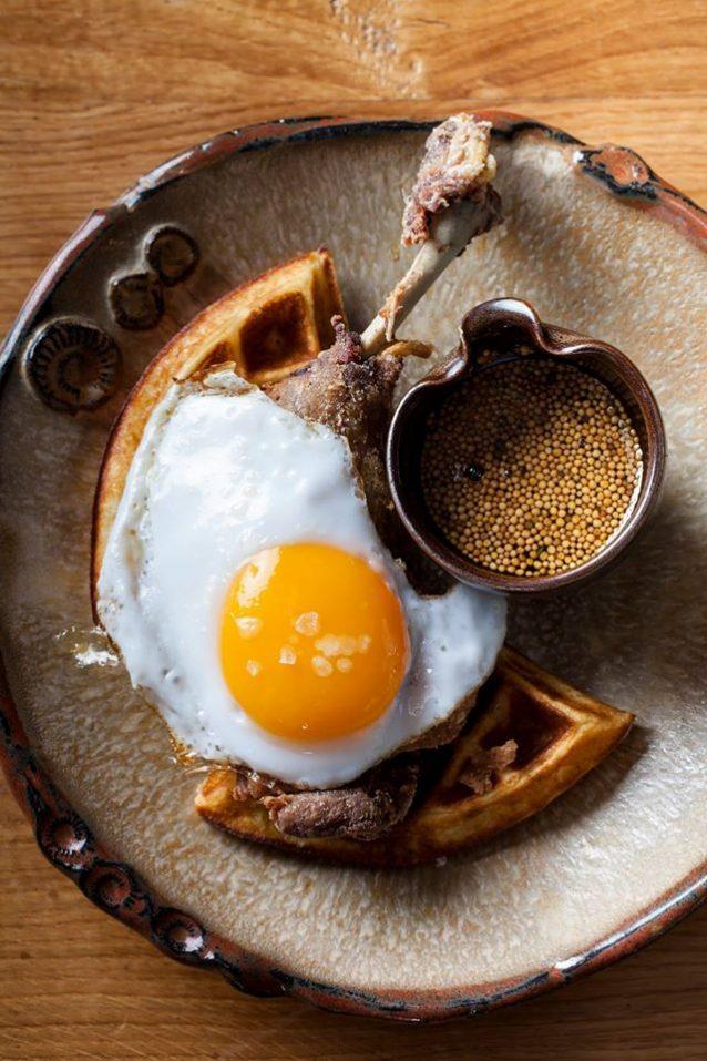 Duck en Waffle Londen2