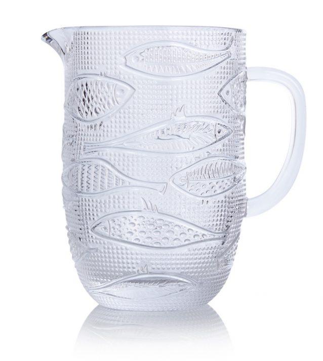 LEONARDO Lido waterkan van glas