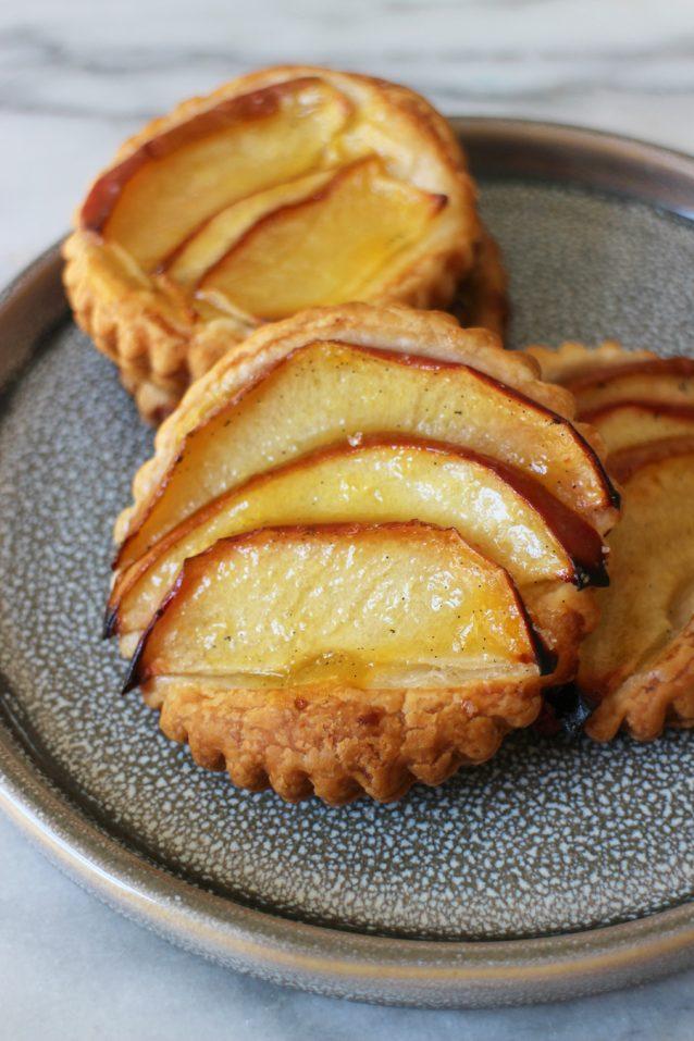 Snelle-appeltaartjes-met-vanille