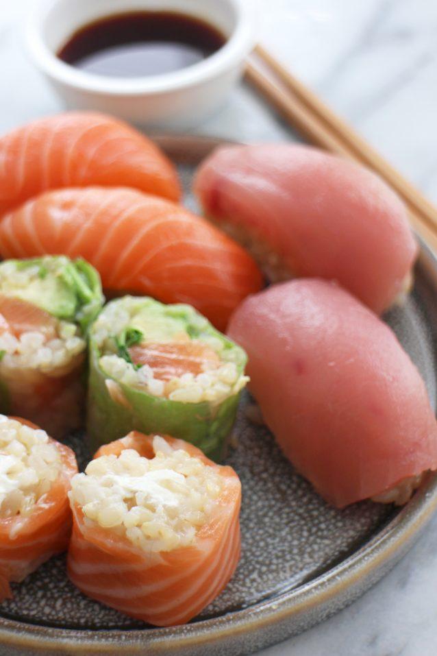 Sushi-met-bruine-rijst2
