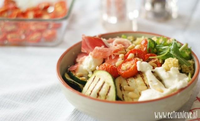 recept-gierst-salade