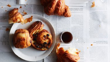 Ontbijten in Parijs