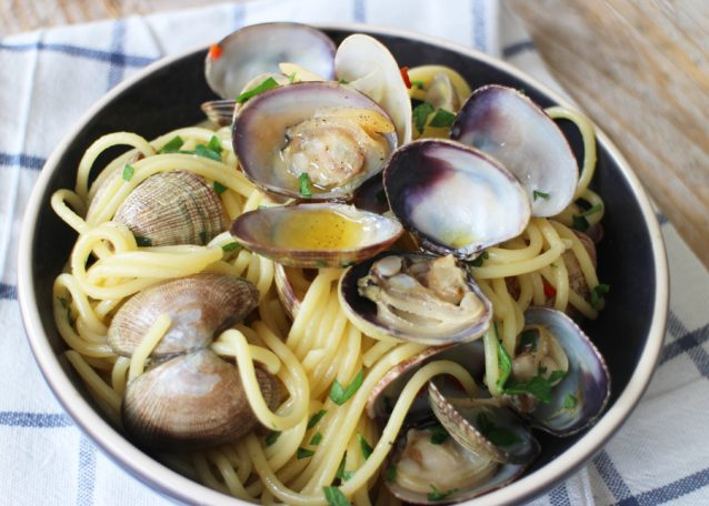 Spaghetti-vongole2