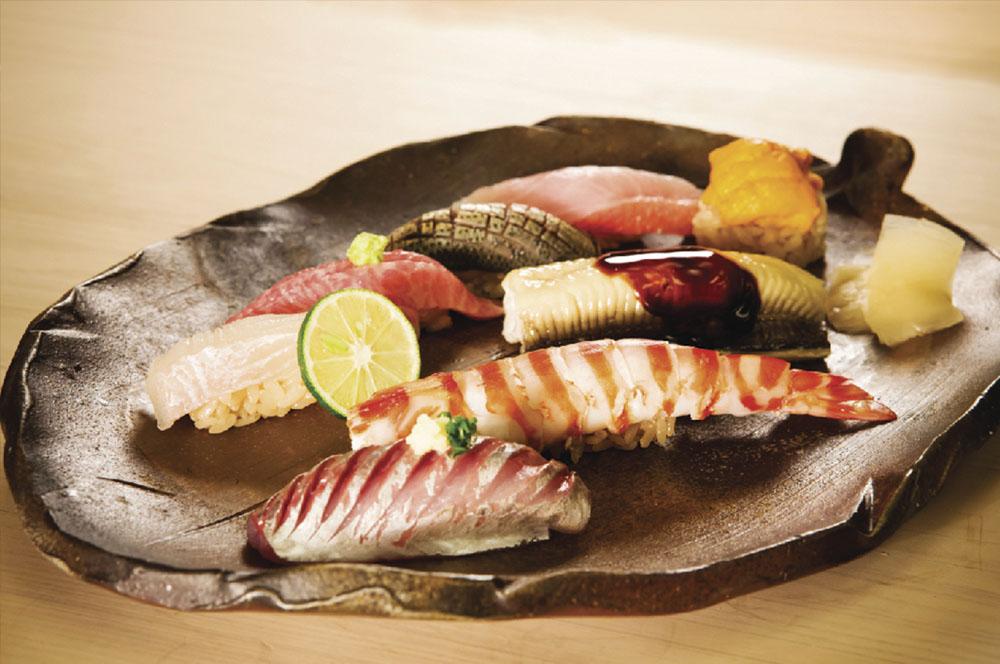 Video  dit krijg je te eten bij het duurste sushirestaurant van New York   Culy nl