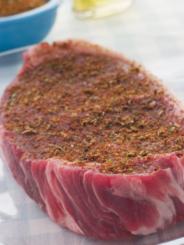 Marinade voor vlees