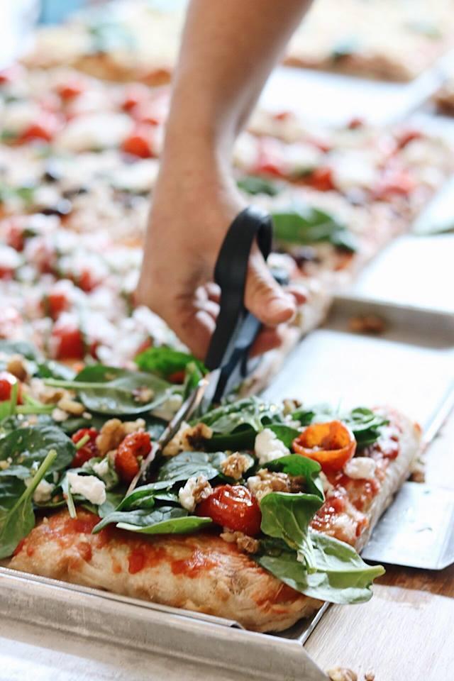 Pizza al taglia bij Sugo