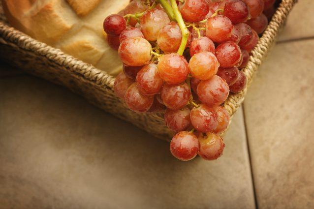 Rode druiven