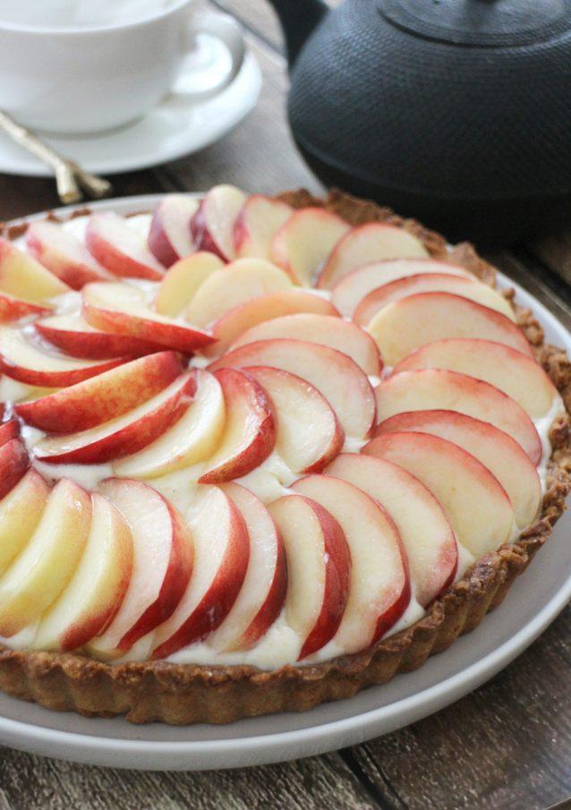 romige-taart-met-perzik3