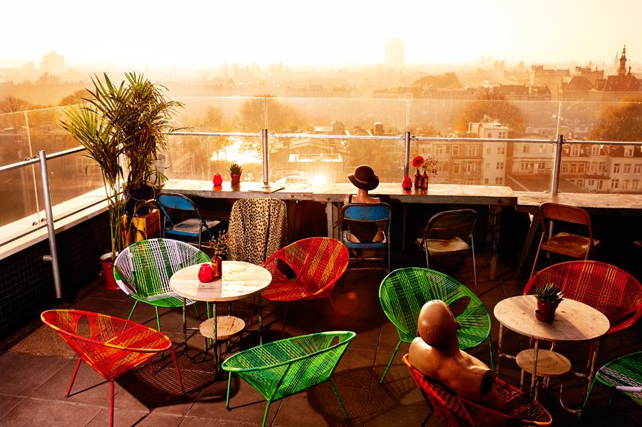 De 5 tofste restaurants met dakterras van nederland - Dakterras restaurant ...