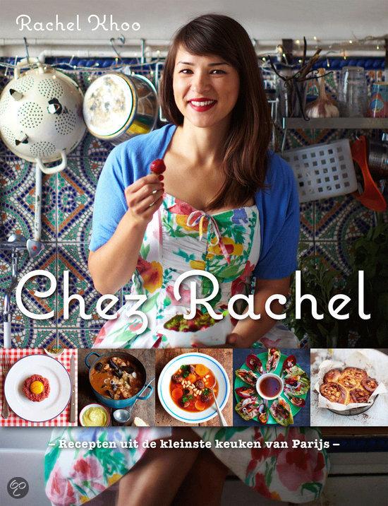 Rachel Khoo Chez Rachel