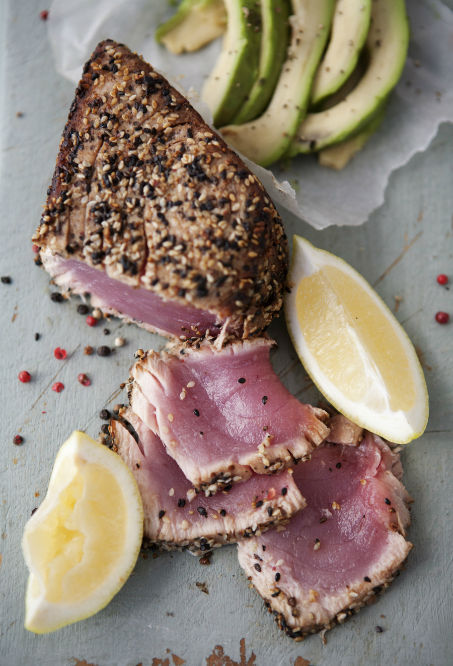 zo bak je de perfecte tonijnsteak - culy.nl