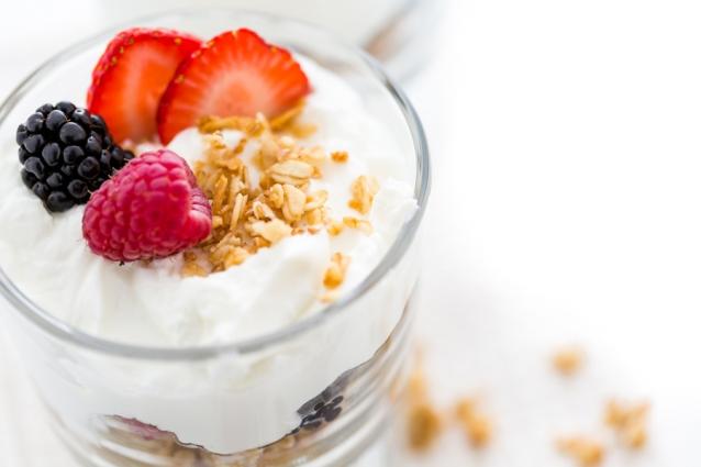 yoghurt stock