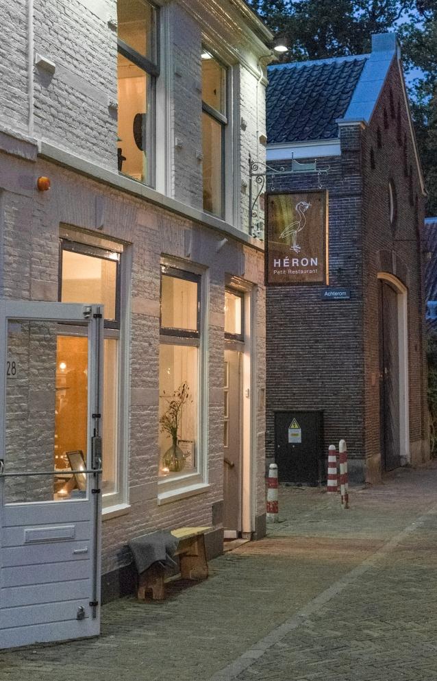 Culy ontdekt Heron Utrecht