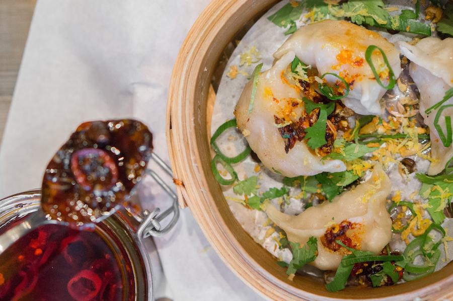 Shanghai BIstro / dumplings