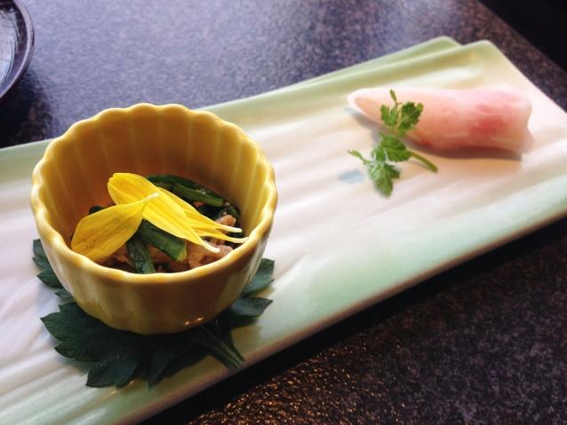 Tsukemono Japane pickles