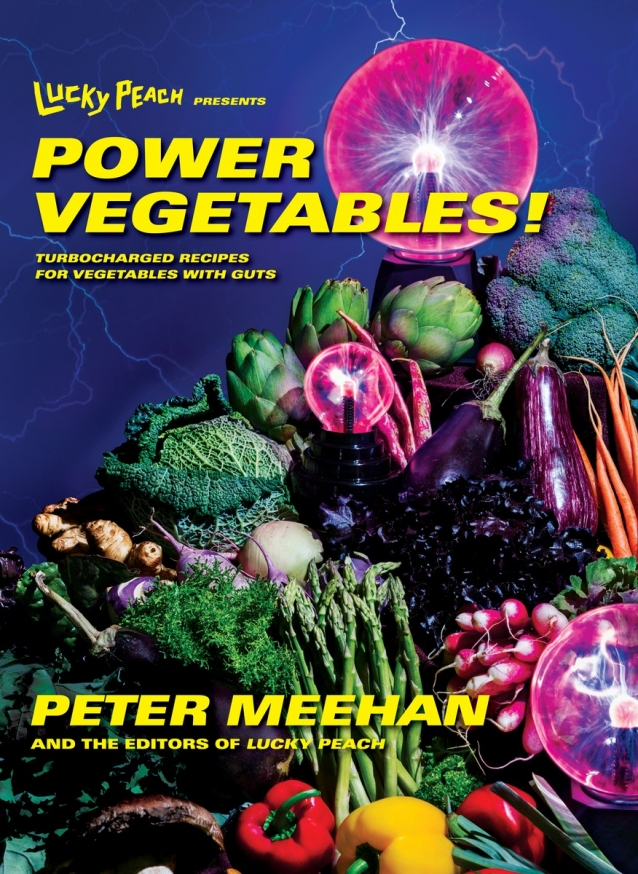 Power Vegetables Lucky Peach