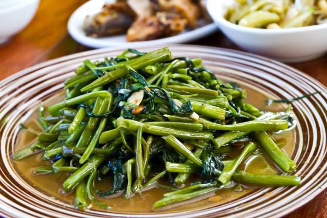 Stock wok groenten