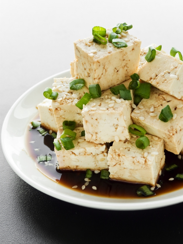 Stock Tofu