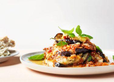 Melanzane parmigiana