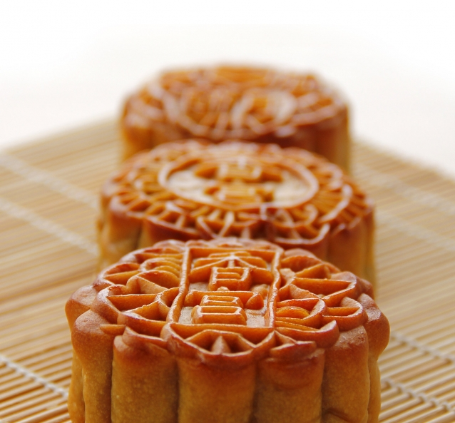 Stock mooncake