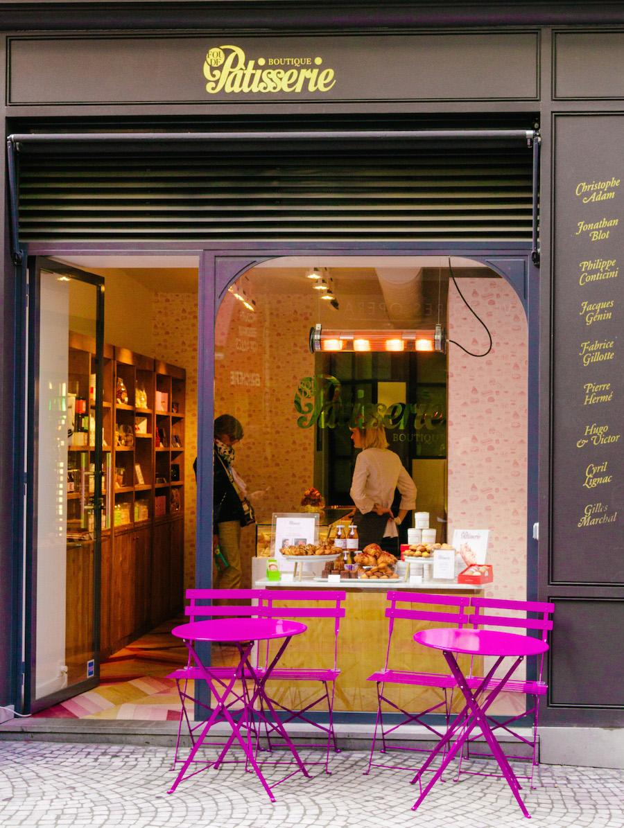 Culy ontdekt Fou de Patisserie Boutique in Parijs - Culy.nl