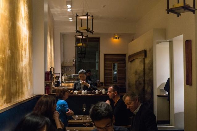 restaurant Yam'Tcha Parijs