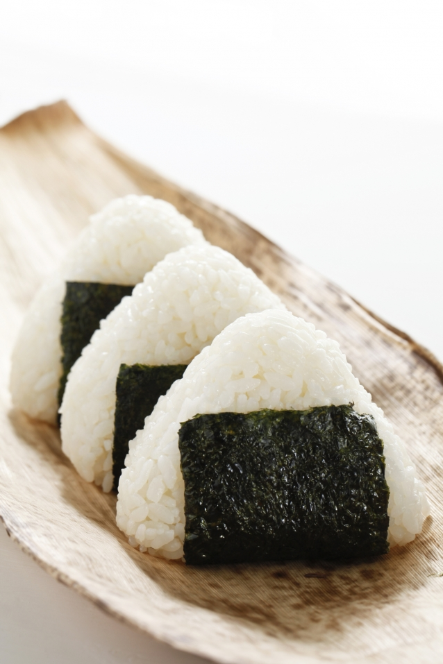 Stock onigiri