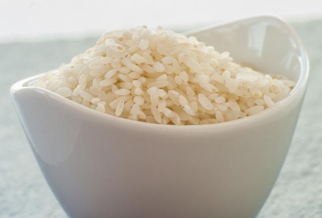 Stock Japanse rijst sushirijst