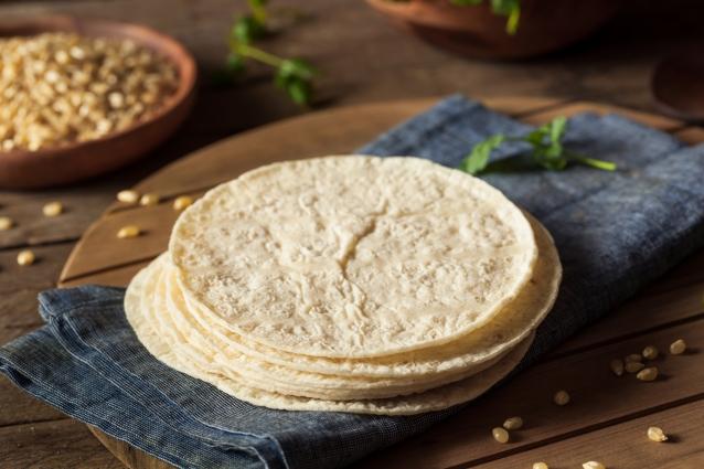 tortilla nixtamalisatie