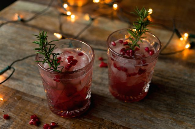Culy homemade kerstcocktail