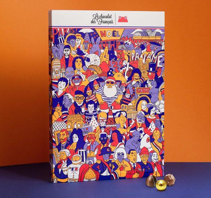 lekkerste adventskalenders le chocolat des français