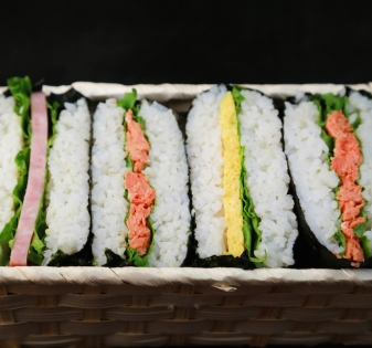 Onigirazu stock