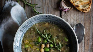 Ribollita soep