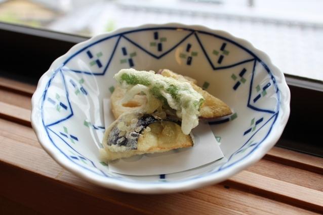 Stock tempura