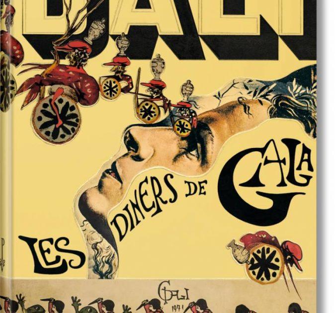 Dali kookboek Les Diners de Gala