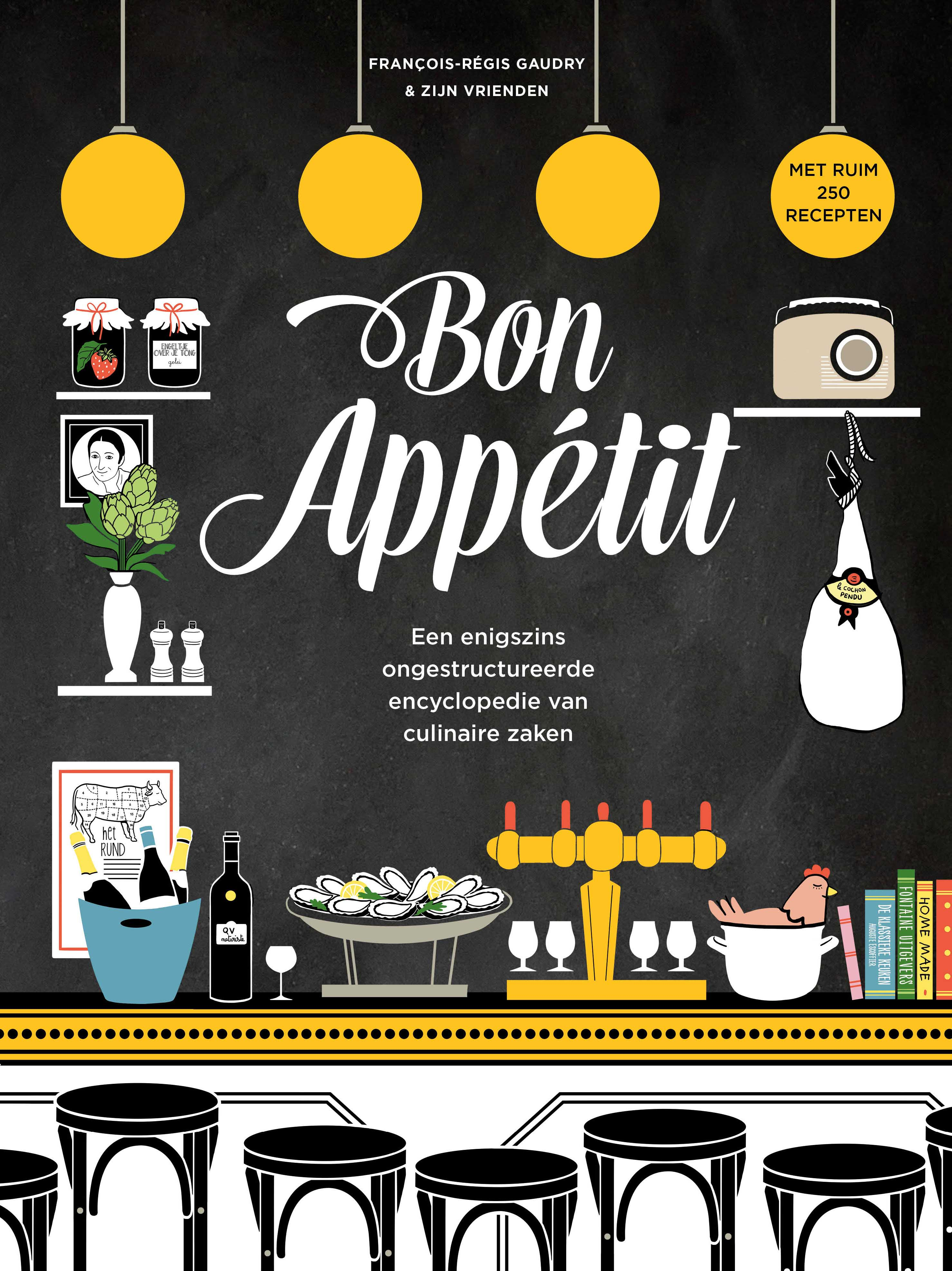 Bon Appétit boek