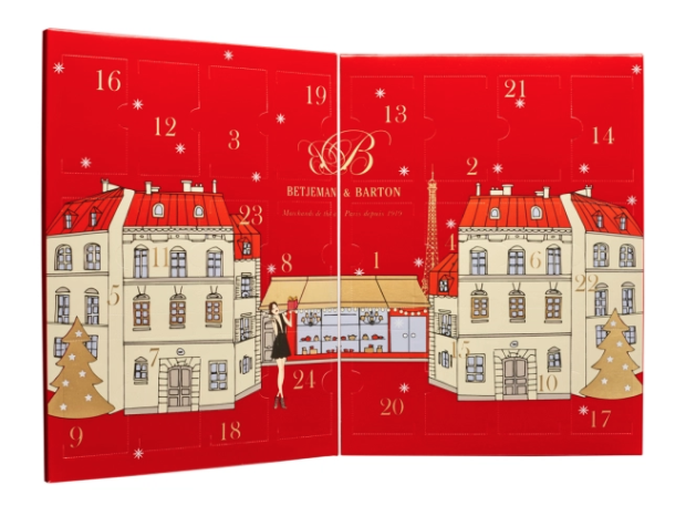 culinaire adventskalender thee