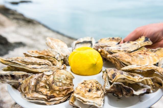 oesters Bretagne