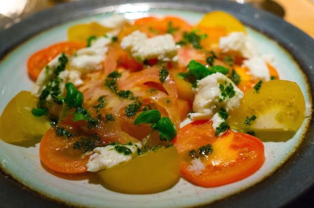 Ayla Rotterdam tomaten burrata
