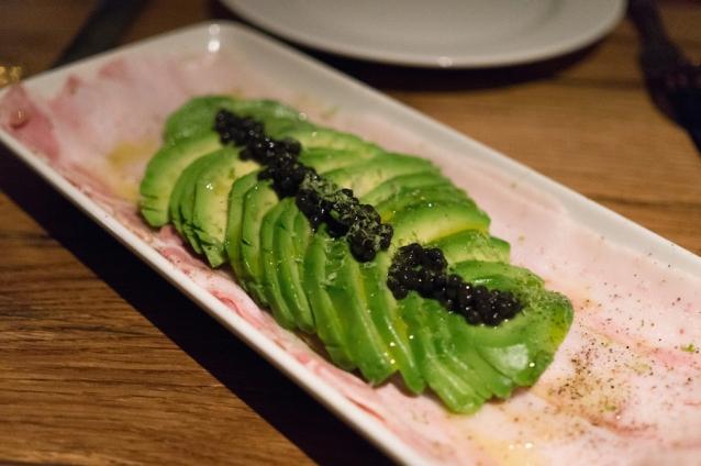 Ayla Rotterdam avocado buikspek