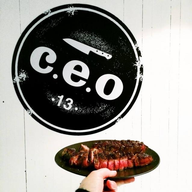 C.E.O. baas van het vlees