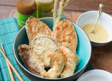 tempura bowl