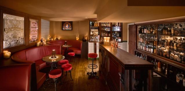 gin hotel Londen