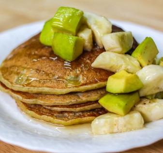 Clean Eating Homemade Healthy breakfast.