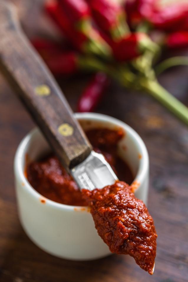 hot sauces harissa