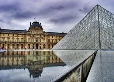 Louvre eten en drinken