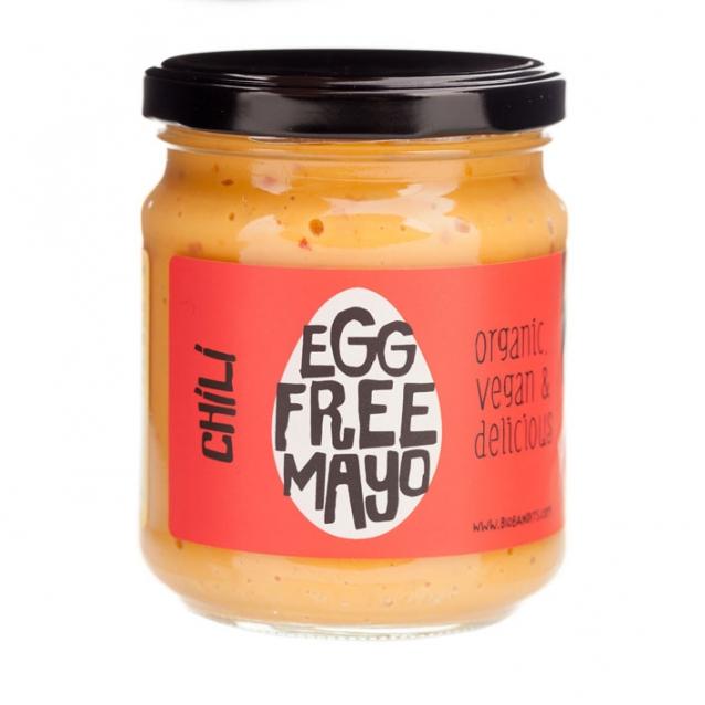 BioBandits Egg free chili mayo